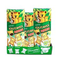 Lotte Koalas Cookies Chocolate 1.45oz 6 Count