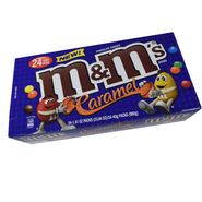 M&M's Caramel 24 Count
