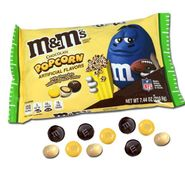 M&M's Chocolate Popcorn 7.44oz Bag