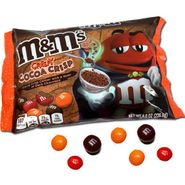 M&M's Creepy Cocoa Crisp Dark Chocolate 8oz Bag