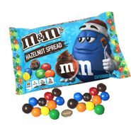 M&M's Hazelnut Holiday 8oz Bag