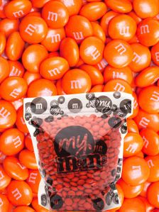 M&M's Orange 2lb Bag
