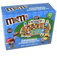 M&M's Stadium Gingerbread Kit
