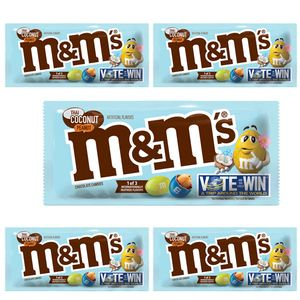 M&M's Thai Coconut Peanut 24 Count