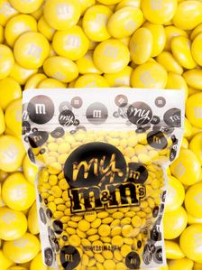 M&M's Yellow 2lb Bag