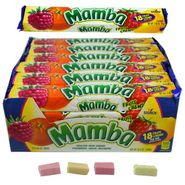 Mamba Fruit Chews Stick Original Fruit 24 Count
