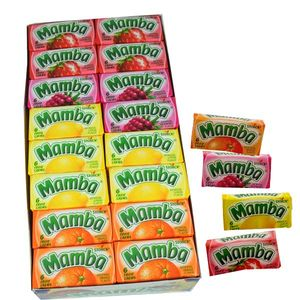 Mamba Original Fruit Chews 48 Count