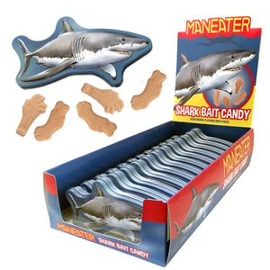 Man-Eater Shark Candy 12 Count