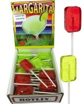 Margarita Suckers Assorted Lollipops 36 Count