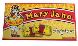 Mary Jane Candies 3.5oz Box