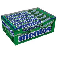Mentos Spearmint 15 Count