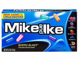 Mike and Ike Berry Blast 5oz
