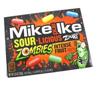 Mike and Ike Zour Zombies 3.6oz Box