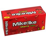 Mike & Ike Cherry 24 Count