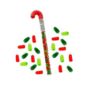 Mike & Ike Christmas Cane 4oz
