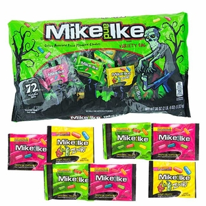 Mike & Ike Variety Snack Size 72 Count