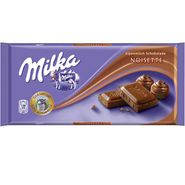 Milka Noisette 3.5oz Bar (Import)