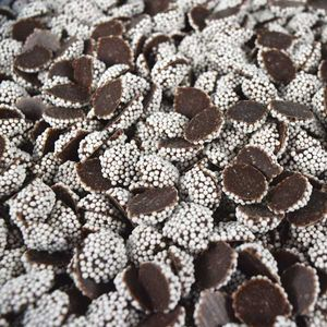 Mini Nonpareils Dark Chocolate Bulk 25lb