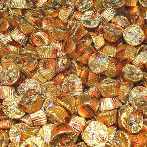 Mini Reese's Peanut Butter Cups 25lb