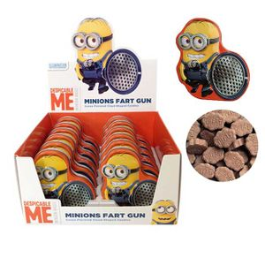 Minions Fart Gun Candy 12 Count