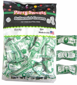 Money Wrapped Mints 56 Count