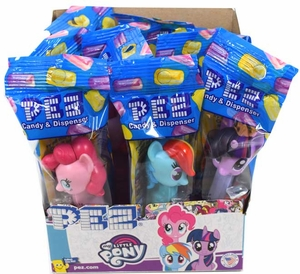 My Little Pony Pez 12 Count