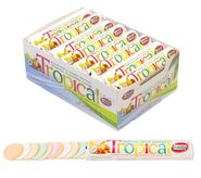 Necco Tropical Wafers 24 Count