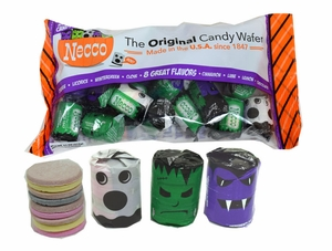 Necco Wafers Halloween 11oz Bag