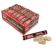 Necco Wafers Chocolate 24 Count