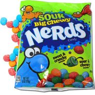 Nerds Big Chewy Sour 6oz