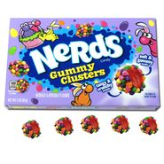Nerds Easter Gummy Clusters 3oz Box