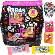 Nerds/ Laffy Taffy Day Of The Dead Assortment 90 Count