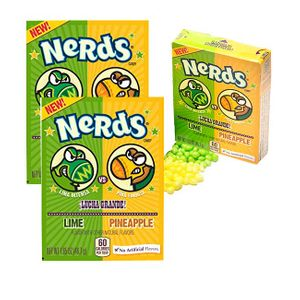 Nerds Lime Pineapple 24 Count
