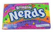 Nerds Rainbow Candies 5oz Box