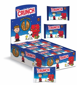 Nestle Crunch Charlie Brown Christmas Chocolate Coins 36 Count
