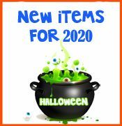 New Halloween For 2020 Season