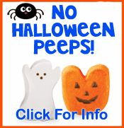 No Peeps For Halloween (Click For Info)