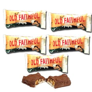 Old Faithful Candy Bars 18 ct