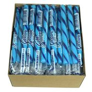 Old Fashion Candy Sticks Blueberry 80 Count - Gilliam