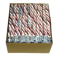 Old Fashion Candy Sticks Peppermint 80 Count - Gilliam