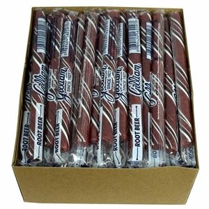 Old Fashion Candy Sticks Root Beer 80 Count - Gilliam