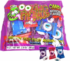 Oozing Eyeball Candy 16 Count