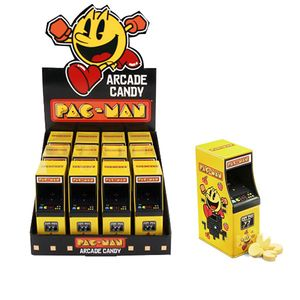 Pac Man Arcade Candy Tins 12 Count