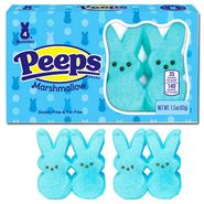 Peeps Bunnies Blue 4 Pack