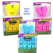 Peeps Candy & Plush Bunny Gift Set