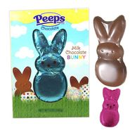 Peeps Milk Chocolate Solid Bunny 5oz