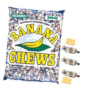 Banana Chews 240 Count