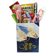 Personal Size Christmas Candy Treat Box  Children - Religious