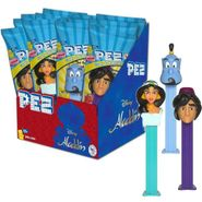 Pez Aladdin Dispensers & Candy 12 Count