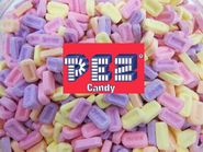 Pez Candy Assorted Bulk Unwrapped 10lb Bag